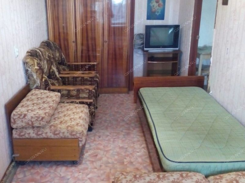 двухкомнатная квартира на улице Лепсе дом 10 город Навашино