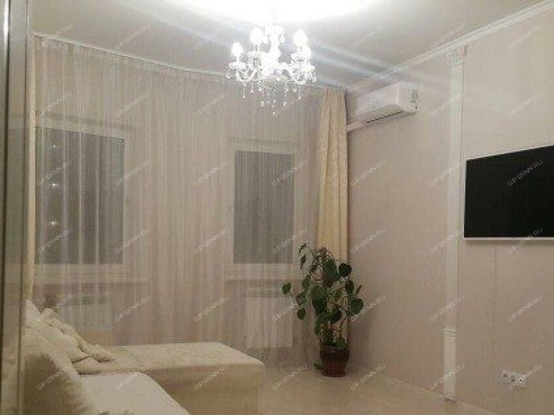 двухкомнатная квартира на улице Родионова дом 25