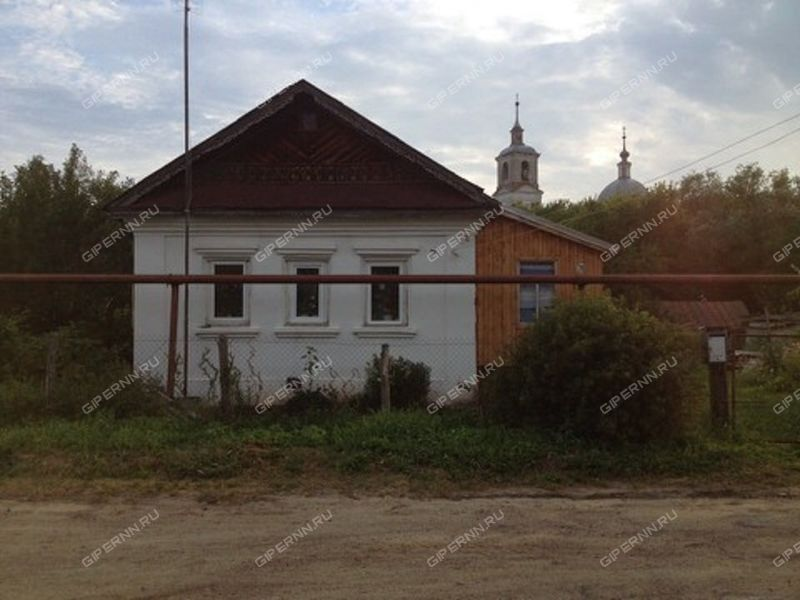 дом на улице Мира село Шершово