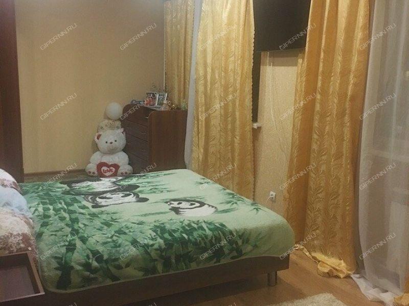 трёхкомнатная квартира на улице Сергея Акимова дом 22Б