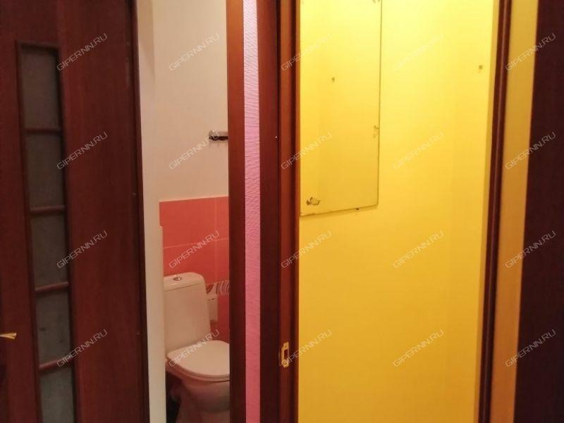 трёхкомнатная квартира на улице Красный Путь город Арзамас