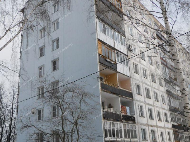 трёхкомнатная квартира на улице Героя Быкова дом 8