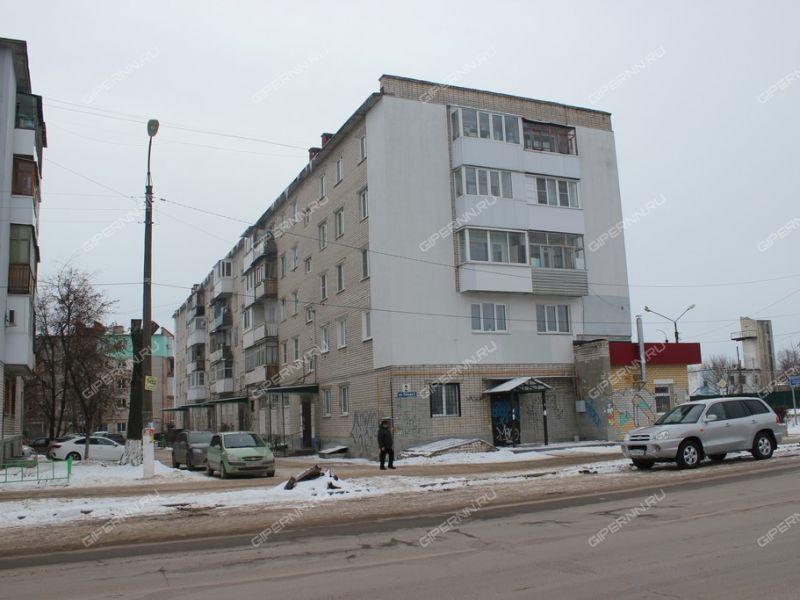 однокомнатная квартира на улице Попова дом 2 город Дзержинск