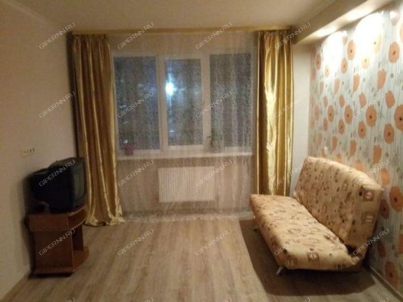 комната в доме 23 на улице Челюскинцев