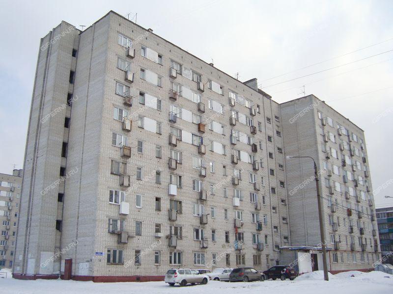 однокомнатная квартира на улице Пермякова дом 14