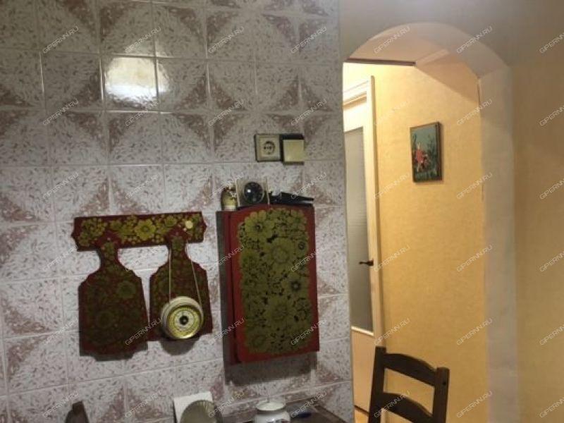 трёхкомнатная квартира на улице Аллея Ильича город Павлово