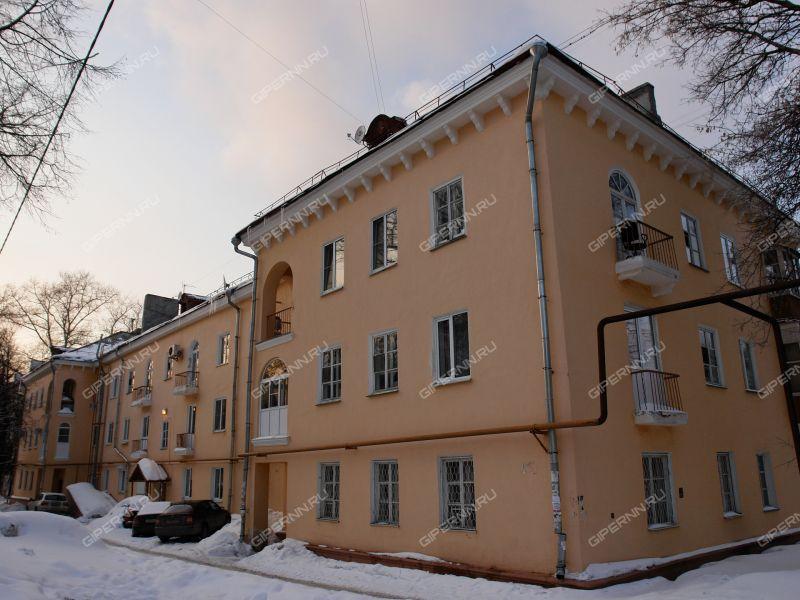 комната в доме 7 на улице Бекетова