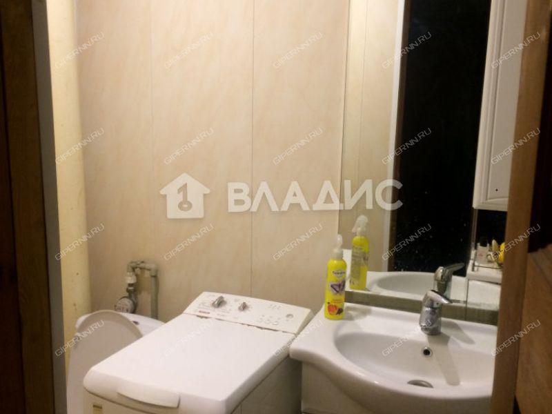 трёхкомнатная квартира на Октябрьской улице дом 41 город Княгинино