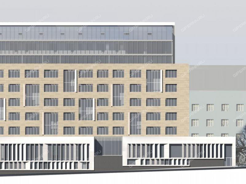 трёхкомнатная квартира в новостройке на в квартале улиц Маслякова, Обозная, переулка Обозный, Ильинская