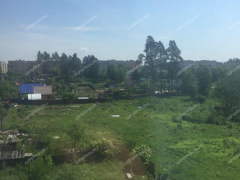 трёхкомнатная квартира на улице Шоссейная дом 8 посёлок Новосмолинский
