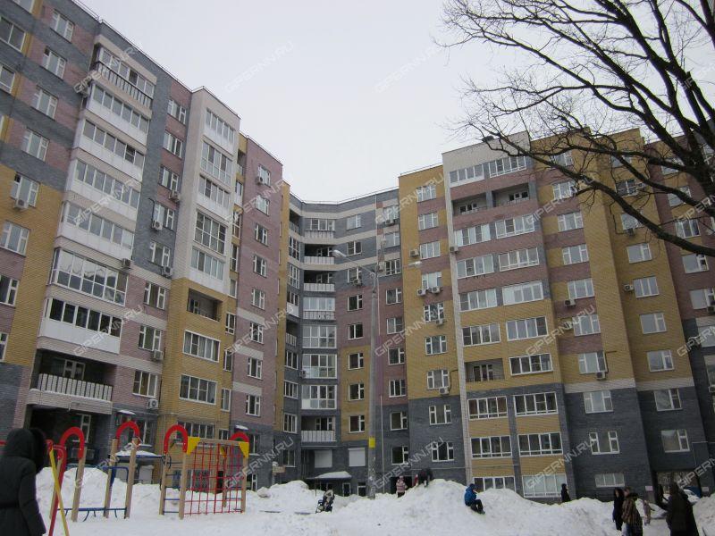 двухкомнатная квартира на улице Невзоровых дом 49