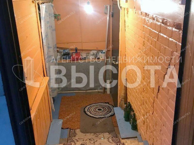 однокомнатная квартира на улице Урицкого дом 24 город Богородск