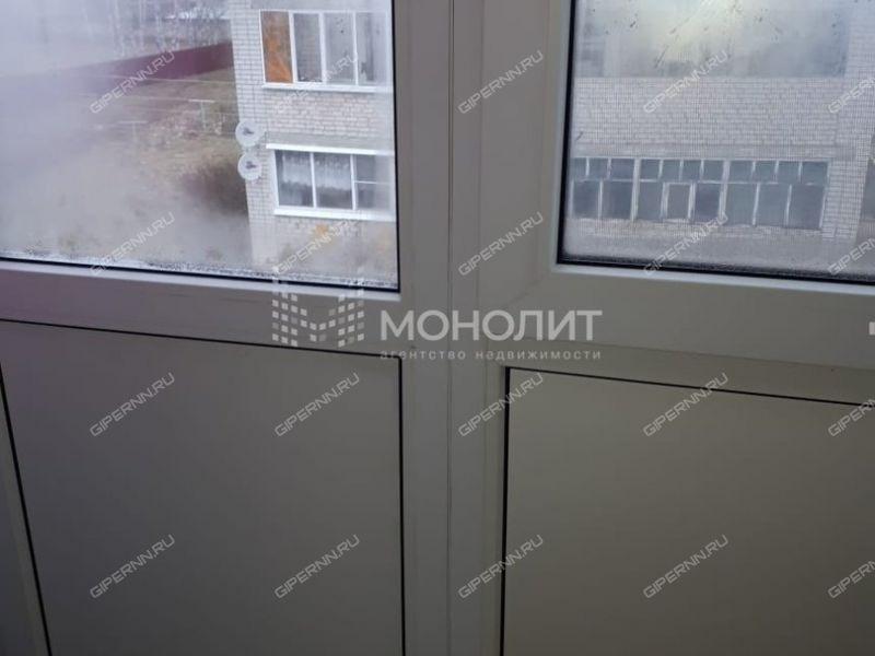 однокомнатная квартира на улице Школьная дом 3 деревня Инютино