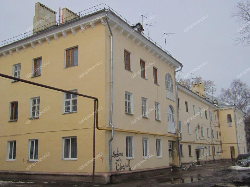 комната в доме 7 на улице Глеба Успенского
