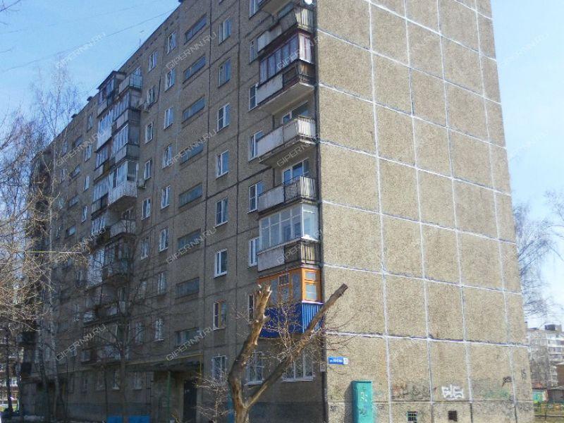 трёхкомнатная квартира на улице Баренца дом 15