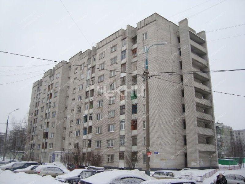 однокомнатная квартира на улице Пермякова дом 40