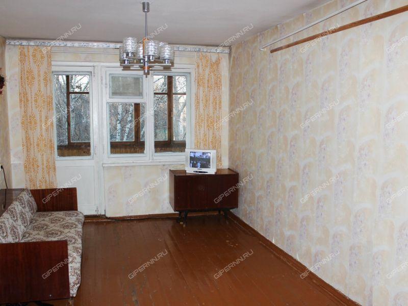 двухкомнатная квартира на улице Адмирала Васюнина дом 8