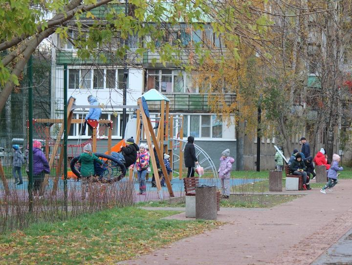 Гипероценка благоустройства Автозаводского района в 2020 году