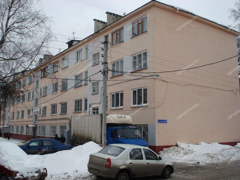 двухкомнатная квартира на проспекте Ильича дом 26