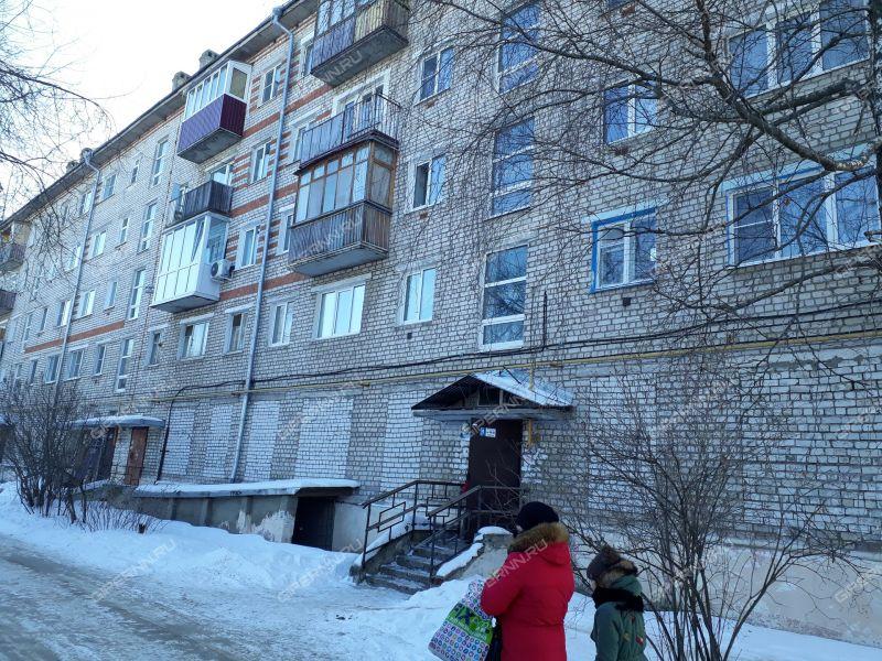 трёхкомнатная квартира на улице Дзержинского дом 36 город Балахна