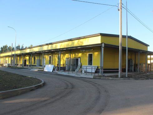 Нижегородский «скорострой»: новый COVID-госпиталь готовится принять пациентов
