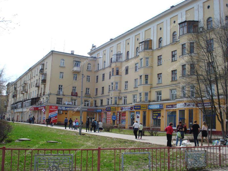 двухкомнатная квартира на улице Краснодонцев дом 5