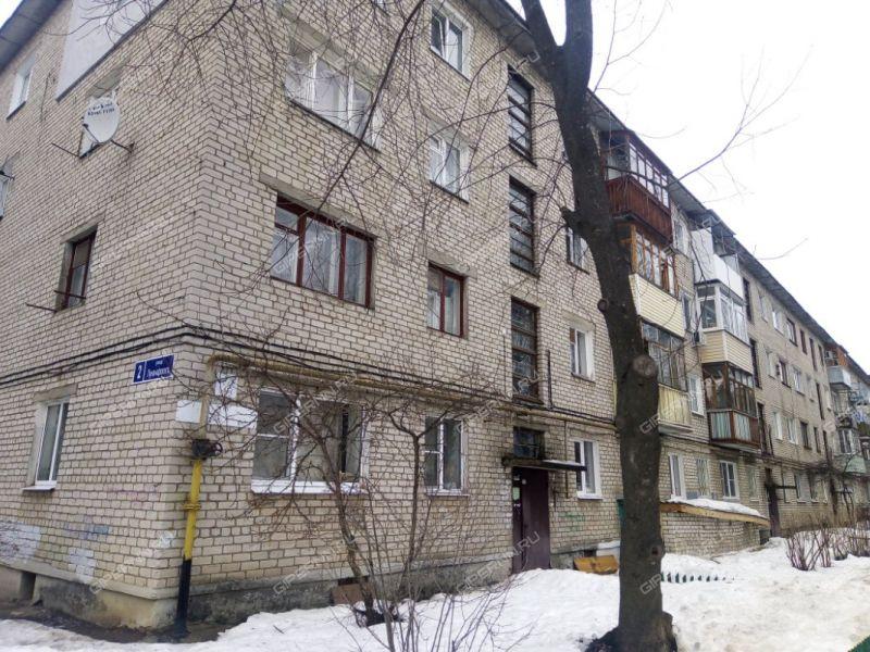 однокомнатная квартира на улице Луначарского дом 2 город Заволжье