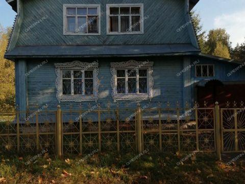 dom-derevnya-yasnevo-balahninskiy-rayon фото
