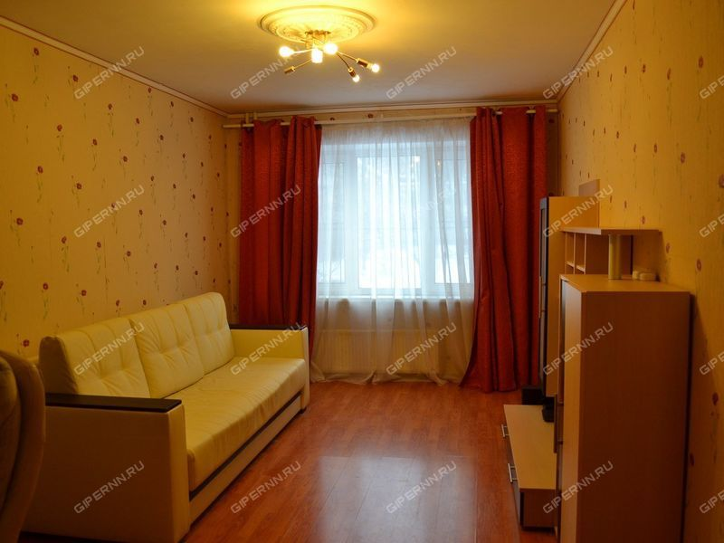 однокомнатная квартира на проспекте Ленина дом 28 к11