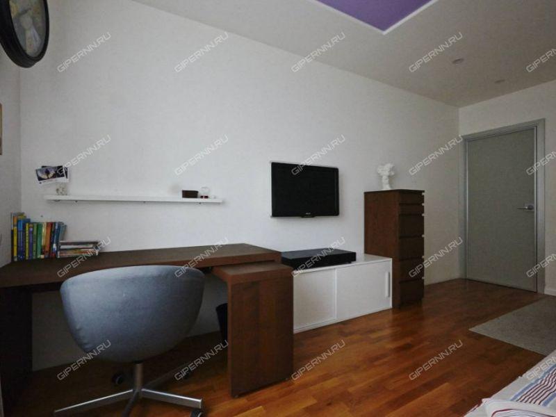 двухкомнатная квартира на набережной Волжская дом 8 к1