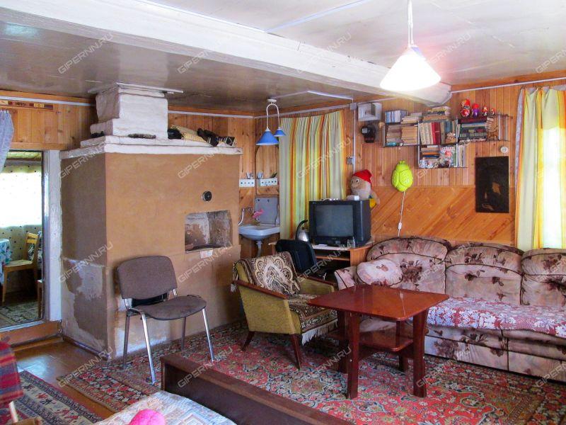 дом на улице Луговая деревня Успенье