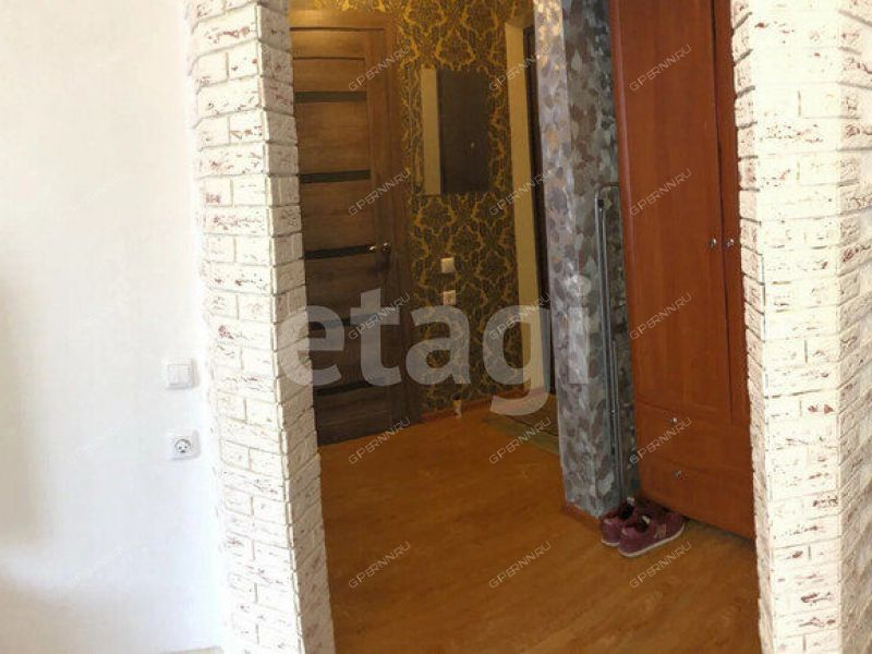 однокомнатная квартира на улице Бурнаковская дом 71