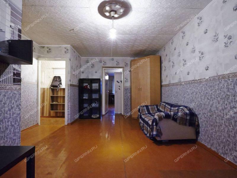 двухкомнатная квартира на проспекте Молодёжный дом 44