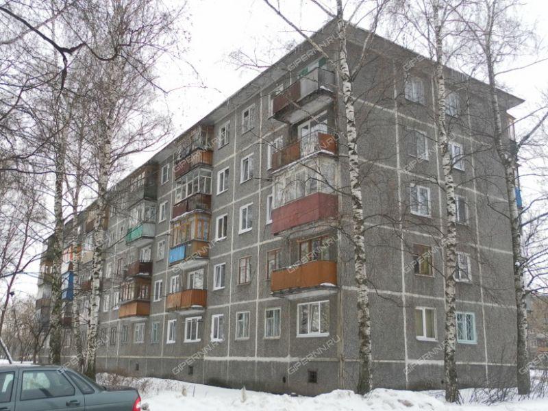 двухкомнатная квартира на улице Станиславского дом 6