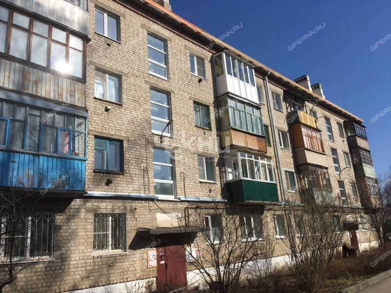 однокомнатная квартира на улице Мира дом 11 город Кстово