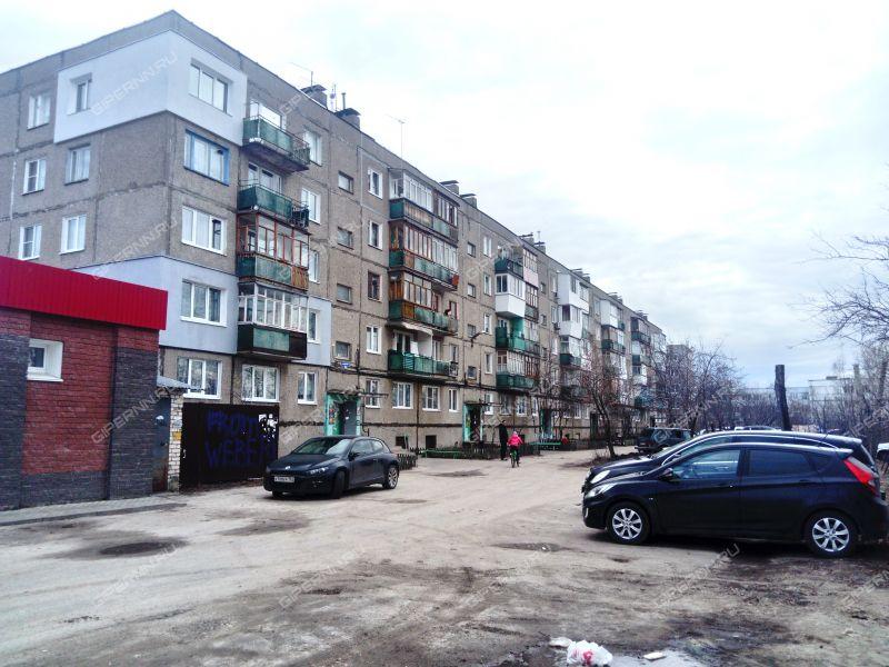 двухкомнатная квартира на улице Будённого дом 13 город Дзержинск