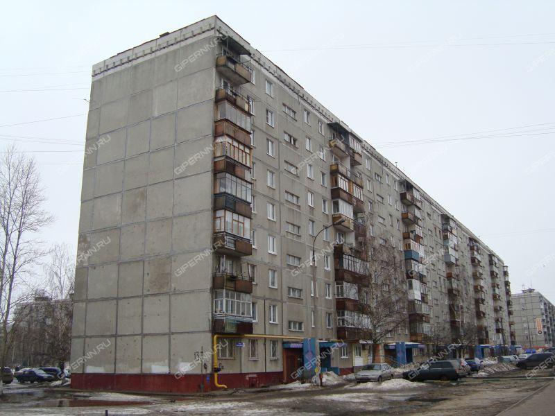 однокомнатная квартира на улице Советской Армии дом 13А