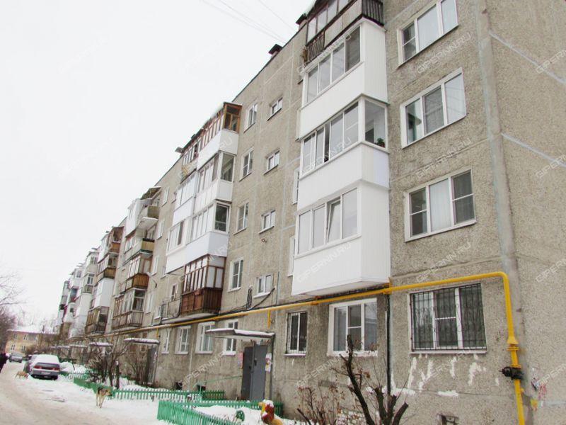 двухкомнатная квартира на улице Пожарского дом 26б город Дзержинск
