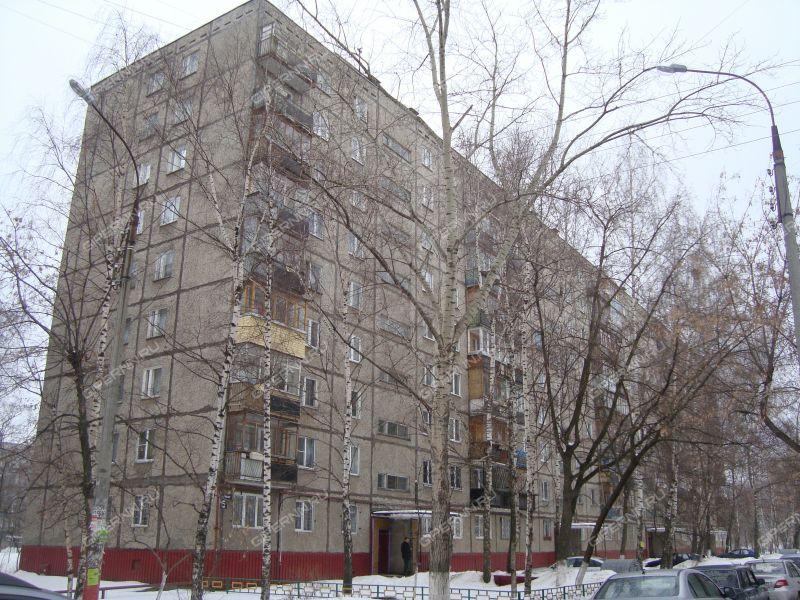 трёхкомнатная квартира на улице Дружаева дом 5