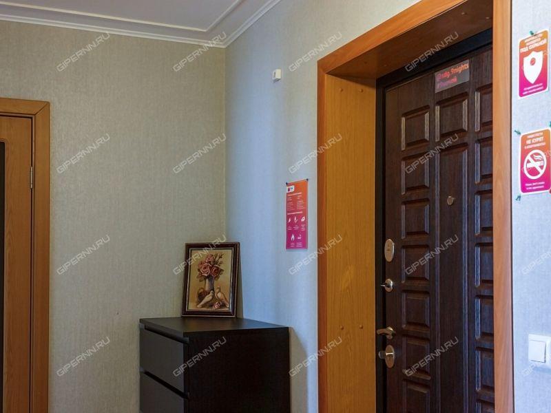 однокомнатная квартира на сутки на улице Академика Сахарова дом 115