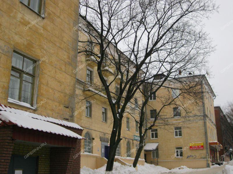 трёхкомнатная квартира на улице Бекетова дом 3