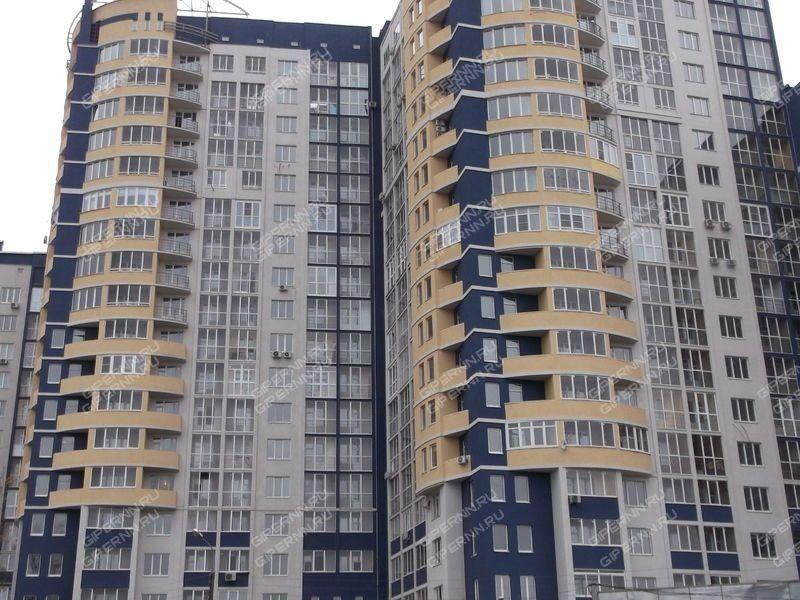 двухкомнатная квартира на улице Тимирязева дом 41