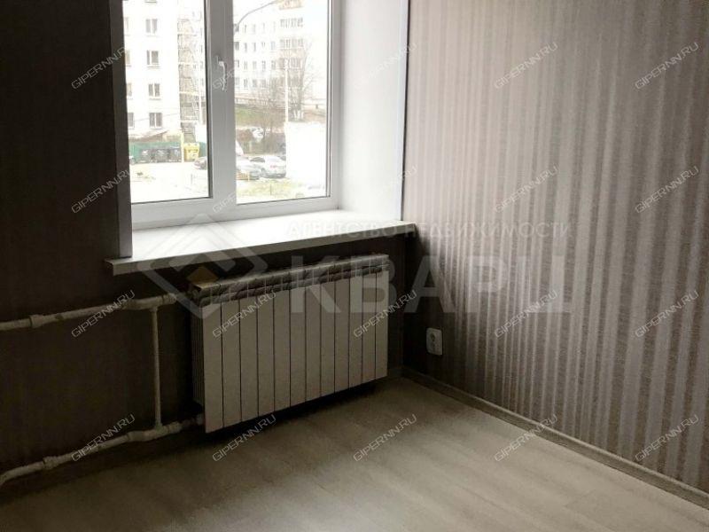 трёхкомнатная квартира на улице Горная дом 20