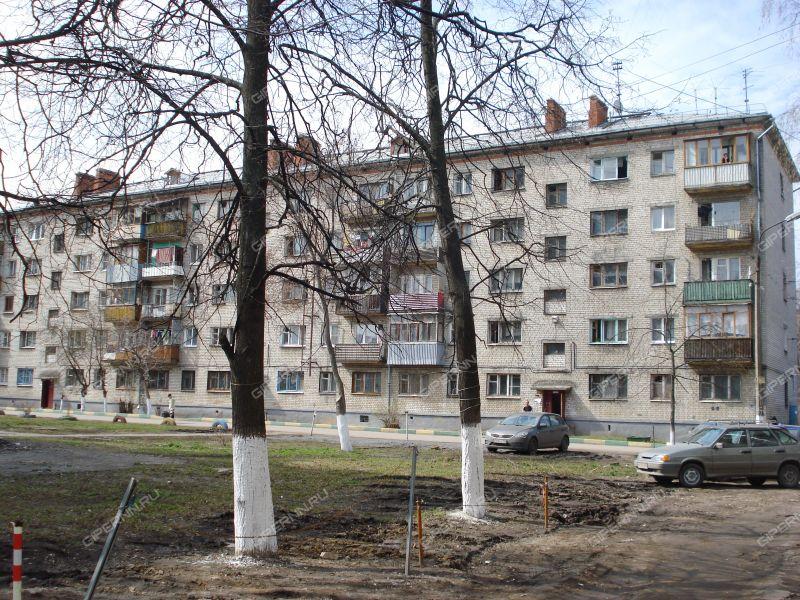 пятикомнатная квартира в переулке Рулевой дом 15